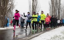 Télűző futás az Alsó Duna-parton