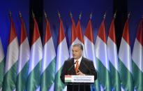 """Orbán: """"Brüsszelt meg kell állítani"""""""