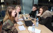 Német nyelvi verseny a Bánkiban