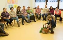 Szülő-tanár találkozó a Waldorf iskolában