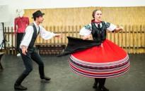 A Mezőföld Virágai táncfesztiválon brillírozott a Vasas