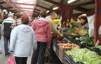 Május 1-én is nyitva lesz a piac