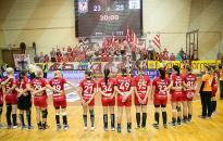 EHF Kupa - Szövetségi nem a Dunaújvárosi Sportcsarnokra!