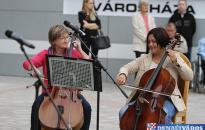Méltó ünnep a zene világnapján