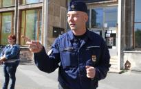 Rendvédelmi felvonulás - Jönnek a régi Nysák, Ladák