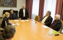Megyei küldöttválasztást tartott a SOSZ