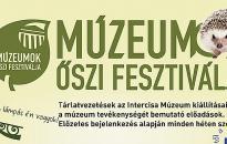 Múzeum: őszi fesztivál – gazdagon