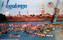 Dunaújvárosi sárkányhajósok a velencei fesztiválon
