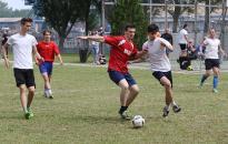 Nyolc csapat küzdött a Parázs Kupáért