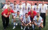 Kispályás foci: Dunaferr-bravúr az Üzleti Ligában