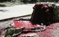 """DUDIK - Nem okozott környezeti kárt a """"piros víz"""""""