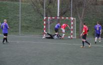 Kispályás foci: egálról folytatják