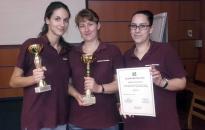 Szép siker a szakmai versenyen
