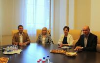 Fontos stratégiai együttműködésről tárgyaltak