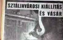 Amikor Sztálinváros legyőzte Fehérvárt