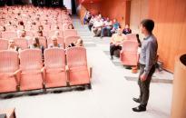 Előadássorozattal indult a Mobilitási Hét