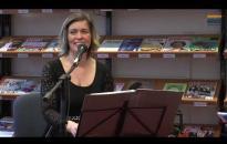 Embedded thumbnail for Akusztikus esttel ünnepelt a könyvtár