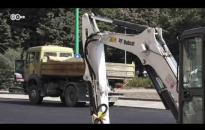 Embedded thumbnail for Utolsó szakaszához érkezett a Vasmű út felújítása