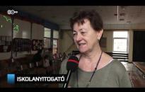 Embedded thumbnail for D+ Híradó - Próba, iskolanyitogató