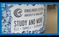 Embedded thumbnail for DSTV: online érettségi felkészítő a Dunaújvárosi Egyetemen