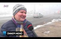 Embedded thumbnail for D+ TV Híradó - Szenteste, készenlét