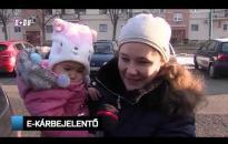 Embedded thumbnail for D+ TV Híradó - Köszöntés, kárbejelentés