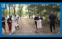 Embedded thumbnail for Együtt takarítanak – a tiszta városért!