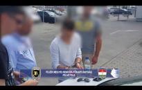 Embedded thumbnail for Drogdílerek rendőrkézen