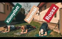 Embedded thumbnail for Csak előre: testedzés mindenkinek – avatott szakembertől