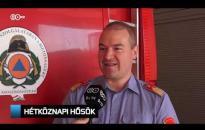 Embedded thumbnail for D+ Híradó: családvédelem, tűzoltók