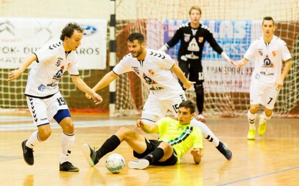 Futsal - A bajnok érkezik