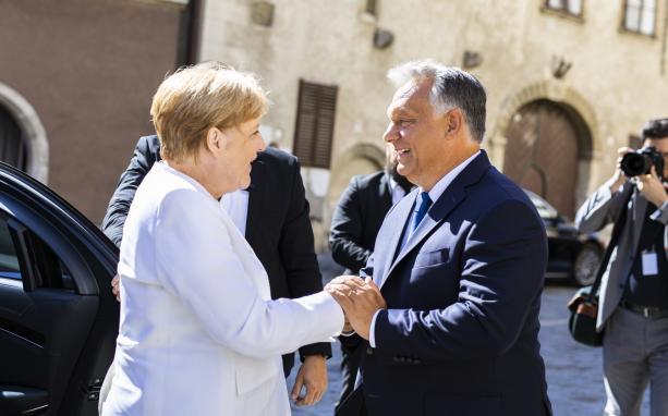 Orbán Viktor: Mi szabadságharcosok tudtuk, csak egy Európa van