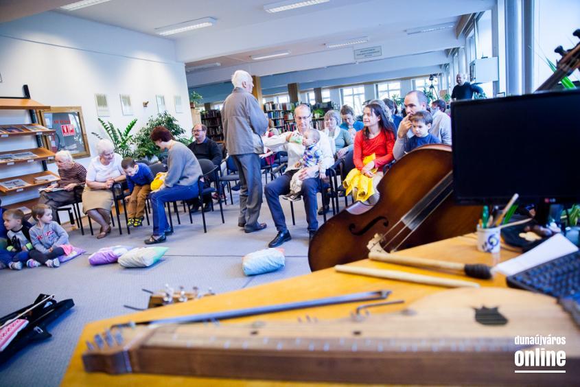 A Kákics együttes zenés ünnepe - fotó: Ónodi Zoltán