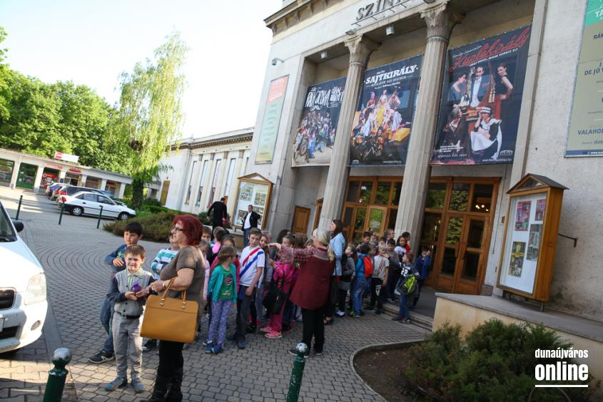 Rajzkiállítás a Bartókban - fotó: Ónodi Zoltán