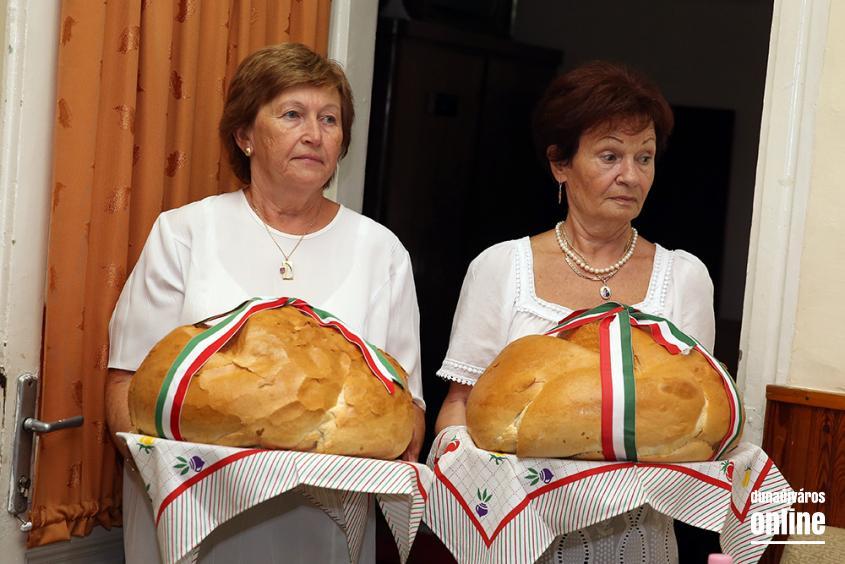 Nemzeti ünnep Pentelén - fotó: