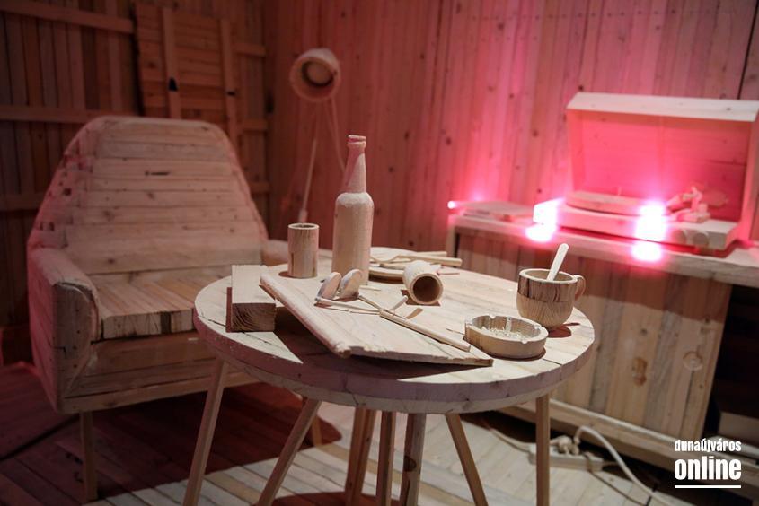 A holnap helye - Kiállítás a KMI-ben - fotó: Sándor Judit