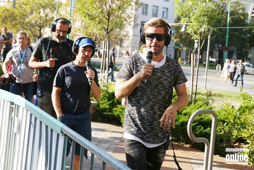 Balázsék Dunaújvárosban - Rádió 1 Roadshow - fotó: Sándor Judit