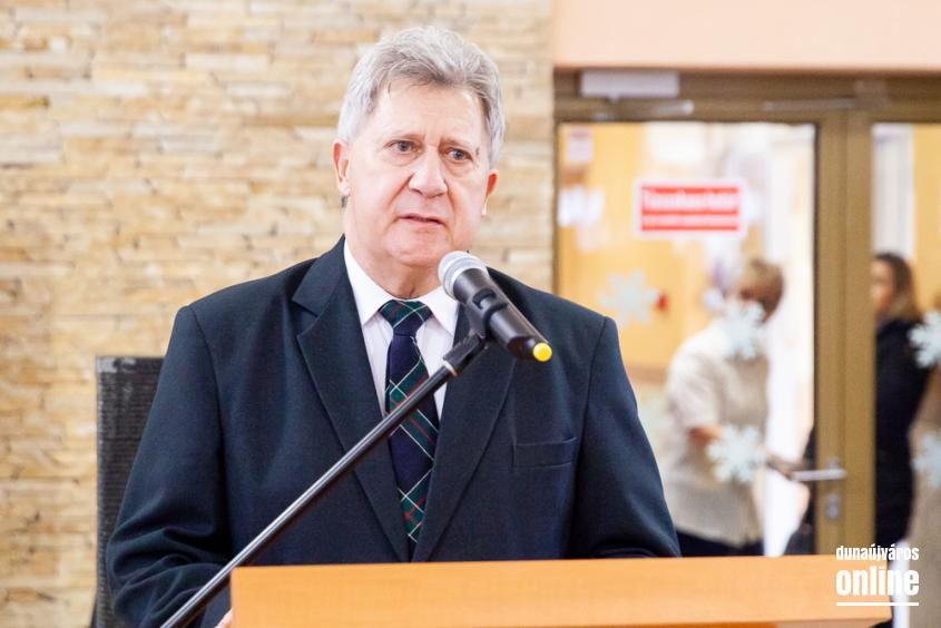 Gombos István kiállítása a Pannonban - fotó: Ónodi Zoltán