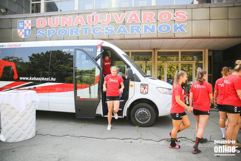DKKA - Új busz és kerékpárok - fotó: Ónodi Zoltán