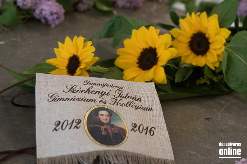 A Széchenyi Iskola ballagása - fotó: Ónodi Zoltán