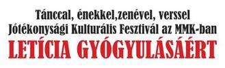 Jótékonysági Fesztivál Letíciáért