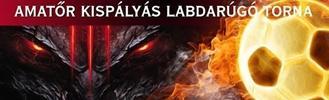 Pálya Ördögei - I. Diablo Amatőr Kispályás Labdarúgó Torna