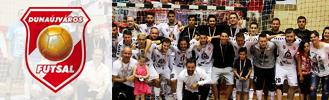 Dunaferr DUE Renalpin FC - Futsal Club Veszprém