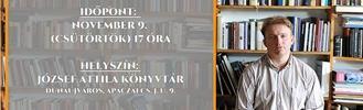 Író-olvasó találkozó a Felnőttkönyvtárban
