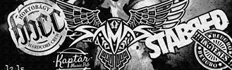 Metal fiesta 2017' Samas,Hhcc,Stabbed