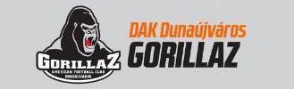 DAK Acél Dunaújváros Gorillaz - Fehérvár Enthroners