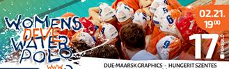 DUE-Maarsk Graphics- Hungerit Szentes bajnoki mérkőzés