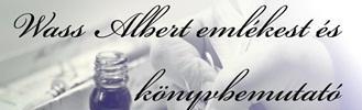 Wass Albert emlékest és könyvbemutató