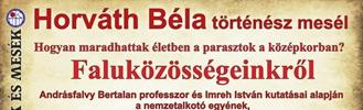 Horváth Béla történész mesél