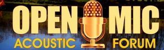 Open Mic Acoustic Forum